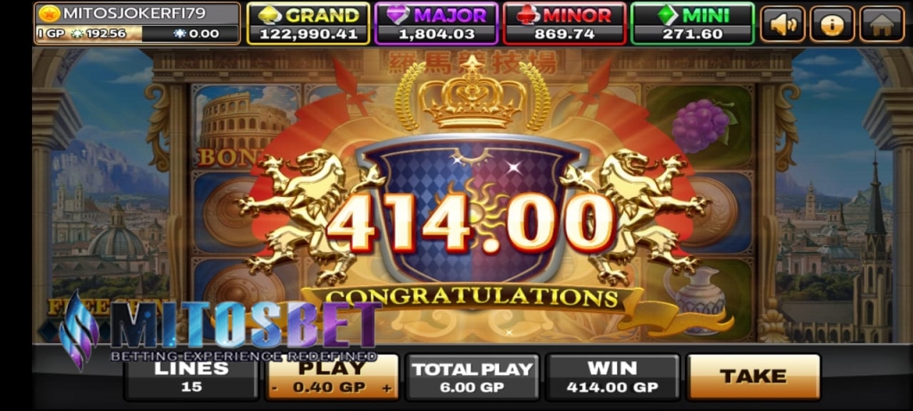 APK Game Slot Joker123 Online Terbaru Se-Indonesia