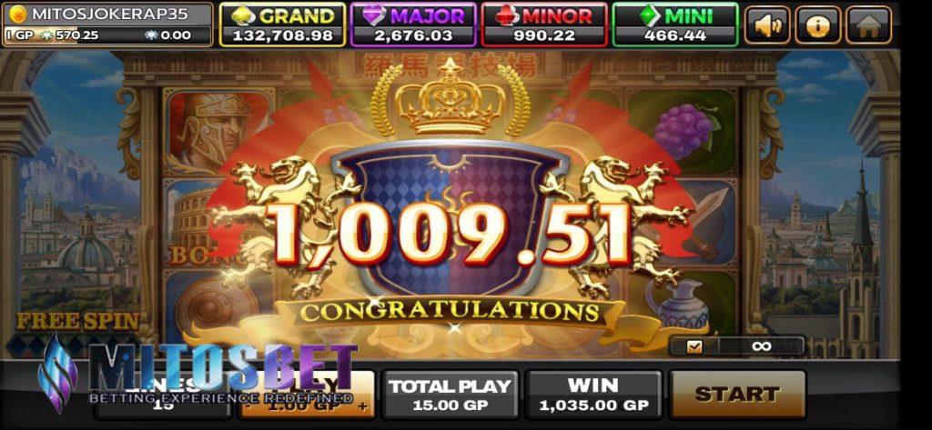 Slot Joker123 Online Uang Asli