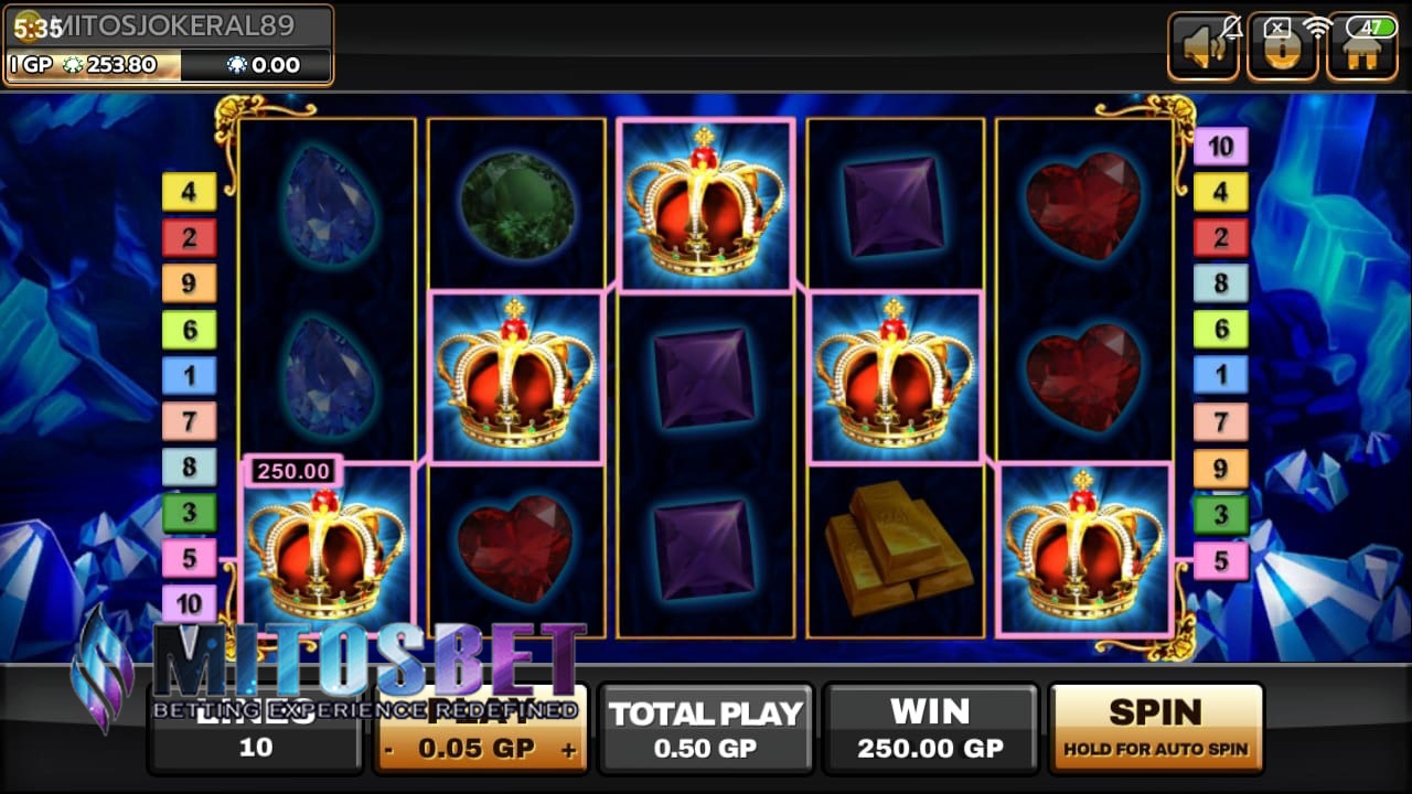 Permainan Mesin Slot Joker123 Deposit Via E-Wallet