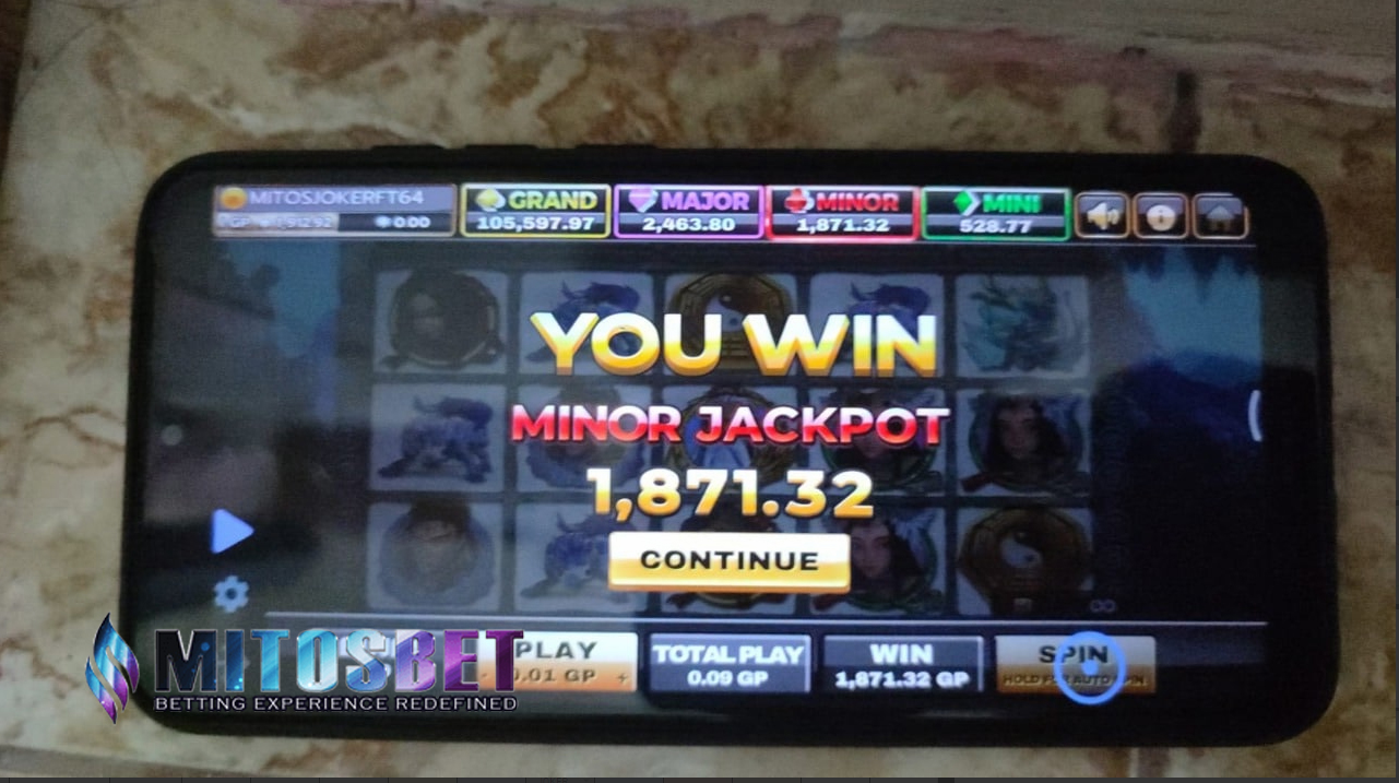 Trik Dan Tips Bermain Slot Joker123 & Joker388
