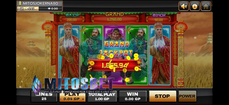 Situs Agen Slot Joker123 Online Terpercaya